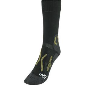 UYN Trekking Superleggera Socks Men Black/Military